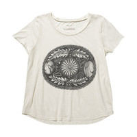 Nine West: Concho Buckle T-shirt