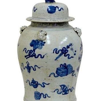 Blue and White Porcelain Chinese Bowl