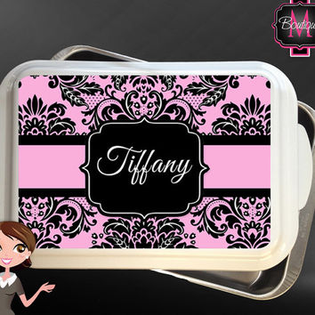 Baking and Serving Dish, Custom, Personalized and Monogrammed Casserole or Cake Pan