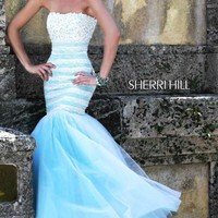 Sherri Hill 11154 Dress - NewYorkDress.com