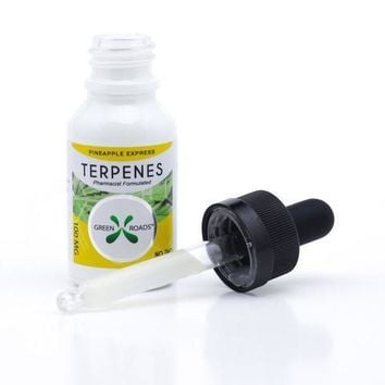 100 MG TOTAL CBD + PINEAPPLE EXPRESS TERPENES