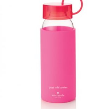 kate spade new york Pink Colorblock Water Bottle
