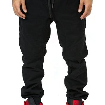 Simple Joggers in Black