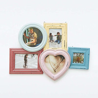 Annabelle Heart Multi Frame - Urban Outfitters