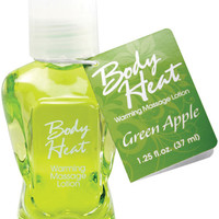 Mini Body Heat - 1.25 Oz Green Apple