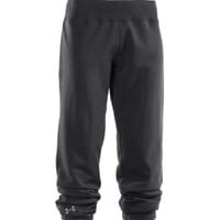 Under Armour Women's Charged Cotton Storm Slub Pants