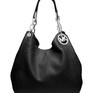 MICHAEL Michael Kors Fulton Large Hobo Bag | Dillards