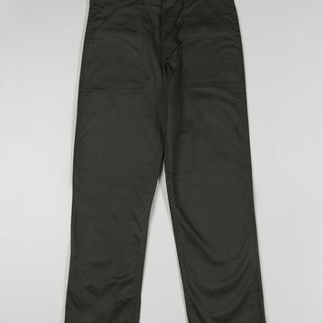 Stan Ray OG 107 Fatigue Pant 8.5oz Black Twill