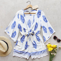 The Moon Palace Romper