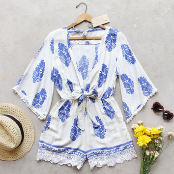 Moon Palace Romper