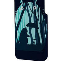 Best 3D Full Wrap Phone Case - Hard (PC) Cover with My Neighbour Totoro Studio Ghibli Design