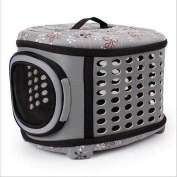 Hard Sided Pet Carriers Pet Houses Cats or Dogs Out Portable Cages