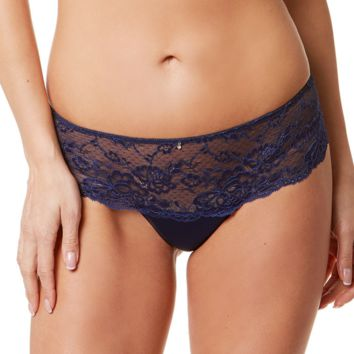Sexy Lace Cheeky Thong Panty Montelle Flirt Twilight