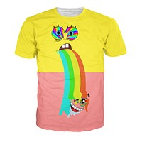 SpongeBob and Patrick's Acid Adventure T-Shirt