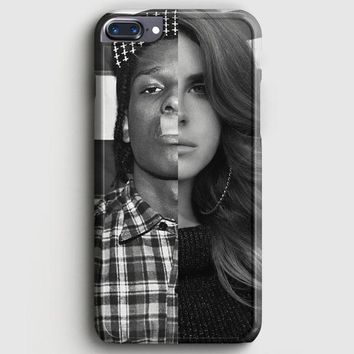 Primo Magazine Asap Rocky Lana Del Rey iPhone 8 Plus Case | casescraft