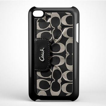 Coach Wallet iPod Touch 4 Case