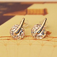 Fruit of Diamond Earrings | LilyFair Jewelry