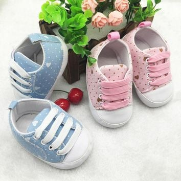 Baby Shoes Leisure Anti-slip Toddler