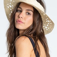 Feeling Tropic Straw Hat 828570299149 | Billabong