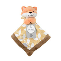 Carter's Fox Security Blanket with Plush
