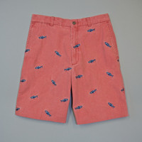 Murray's Toggery Shop — Nantucket Red Collection Men's Bluefish Bermuda Shorts - Nantucket Red