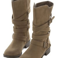ModCloth Strappy Strides Boot