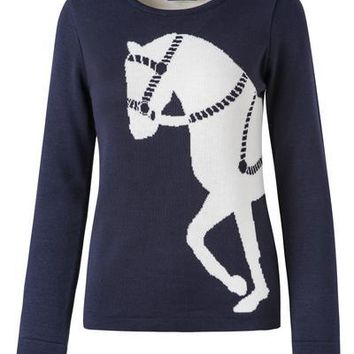 Rönner Marina Sweater   Navy