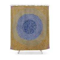 Society6 Grace Shower Curtain