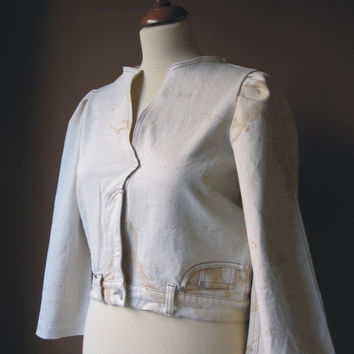 World Jacket by TheButterfliesShop on Etsy