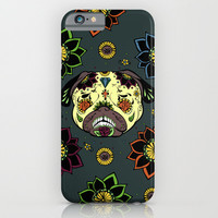 Calavera Paxicana iPhone & iPod Case by Huebucket