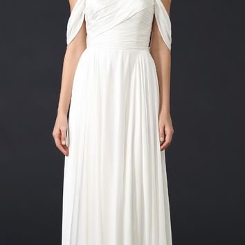 Delphine Off Shoulder Gown