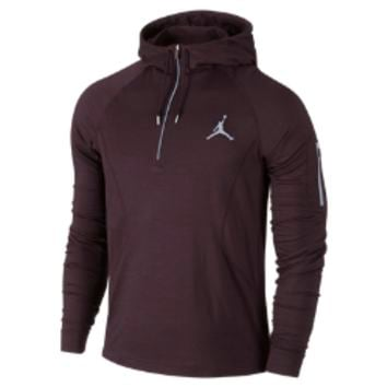 Jordan Performance Wool 1/4-Zip Men's Hoodie, by Nike