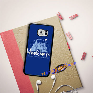 harry potter hogwart disney Samsung Galaxy S6 Edge Plus Case Planetscase.com
