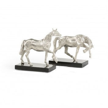 HORSES Bookends