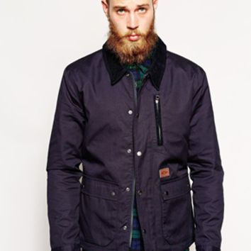 ASOS Jacket With Removable Quilted Lining