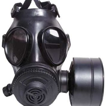Gas Mask Kit - New military gas mask, filter, bag and accessory kit - K1 Gas Masks - Evolution 5000
