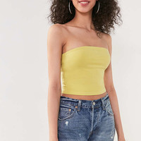 Silence + Noise Tal Strapless Top | Urban Outfitters