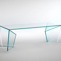 Glas Italia Edge Table