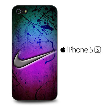 Nike Holographic Style iPhone 5S Case