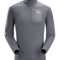 Rho LTW Zip Neck / Men's / Base Layer