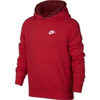 Nike Boys' Sportswear Club Cotton Fleece Hoodie | DICK'S Sporting Goods