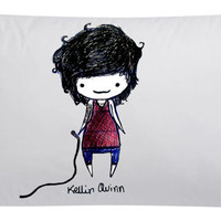Kellin Quinn Sleeping With Sirens Pillow Case