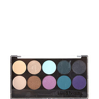 FOREVER 21 Day-To-Night Eye Shadow Palette Black/Multi One