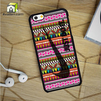Just Do It Aztec iPhone 6 case by Avallen