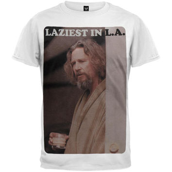Big Lebowski - Laziest In La T-Shirt