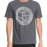 Brooklyn Nets Brushed s/s tee by NBA, MLB, NFL Gear
