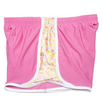 Chi Omega Shorts in Pretty Pink by Krass & Co.