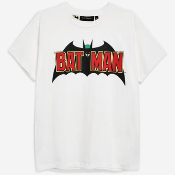 Batman Logo Boyfriend T-Shirt by And Finally