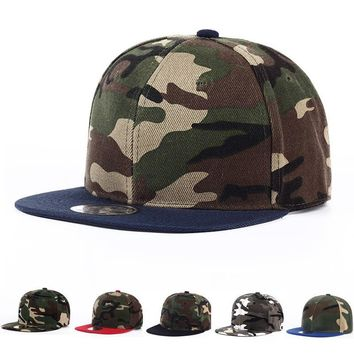 Trendy Winter Jacket TUNICA 2018 adjuable cotton Camouflage Snapback hats Gorras Snapback Baseball Cap Men Women High Quality Dad Trucker hats AT_92_12