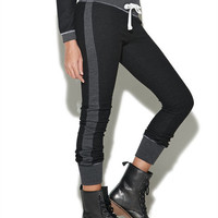 Almost Famous French Terry Sweatpant | Wet Seal